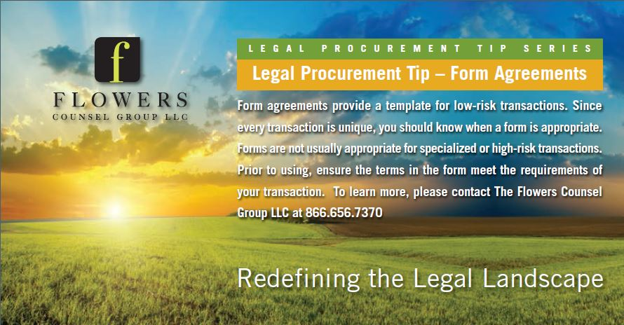 Legal Procurement